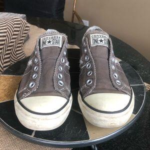 Women's slip-on converse